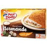 Pere Dodu Normandie Breaded Turkey 200g