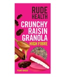 Rude Health Crunchy Raisin Granola High Fibre 400g