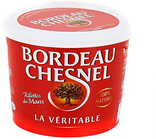 Bordeau Chesnel Rillettes (Potted pork) 220g