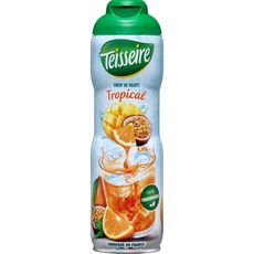Teisseire Tropical Exotic fruits cordial 60cl