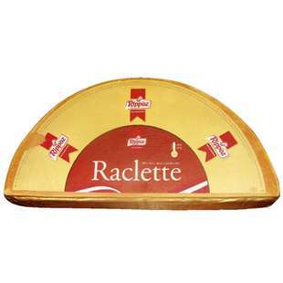 1/2 Round of Raclette cheese* 3.5kg
