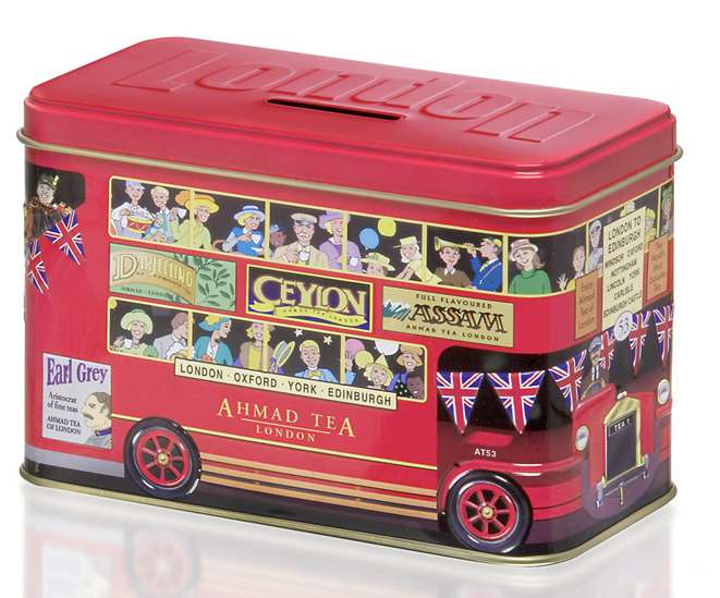 Ahmad Tea London Bus Teabags 20's
