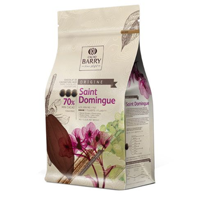 Dark Couverture chocolate 70% cocoa 1kg
