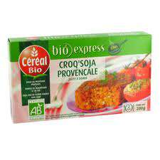 Cereal Provencale Soy Croque Organic 200g