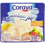 Coraya 6 slices of crab meat (Surimi) 200g