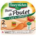 Fleury Michon Chicken Breast x2 slices 80g
