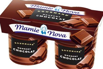 Mamie Nova Chocolate Gourmand 2X150 G 150g