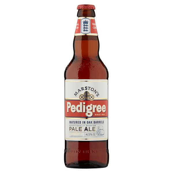 Marston's Pedigree Pale Ale 500ml