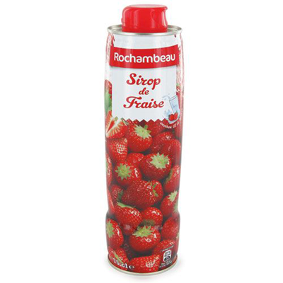 Rochambeau Strawberry cordial 75cl