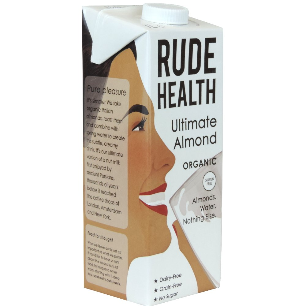 Rude Health Ultimate Almond 1L