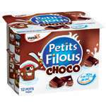 Yoplait Petit Filous chocolate 12x60g